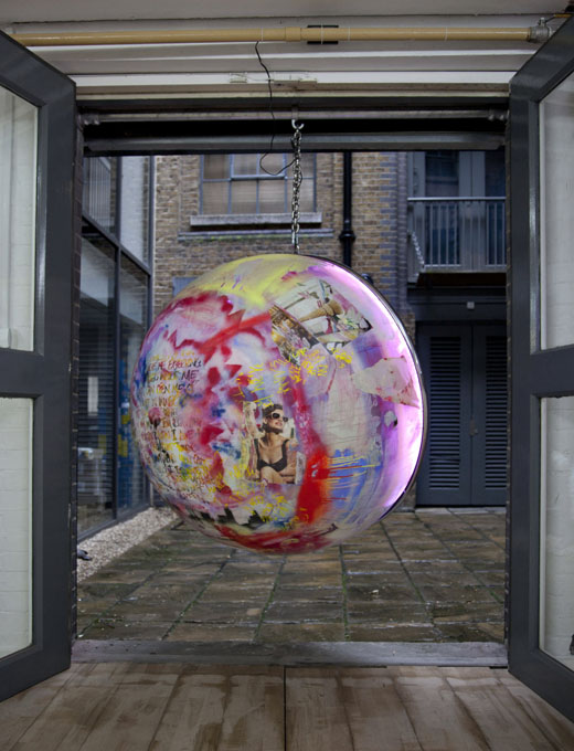 Past Exhibition: Gurley – Byproducts of my Life