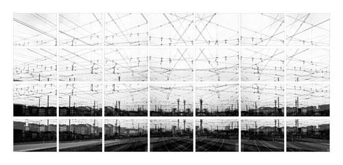 Past Exhibition: Infrastructures