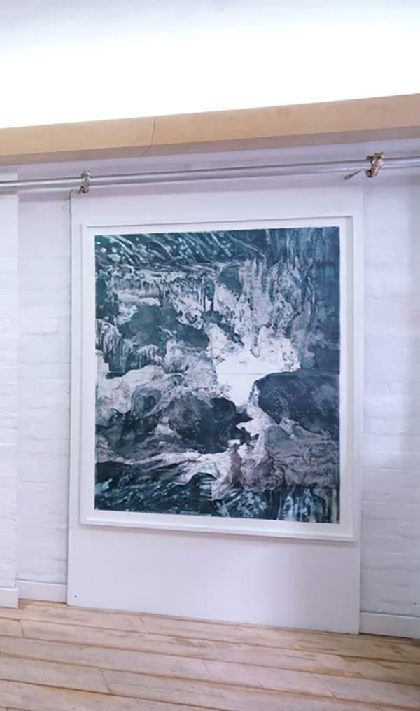 Exhibit A: Kristina Chan & Juree Kim  9 March – 7 April 2018