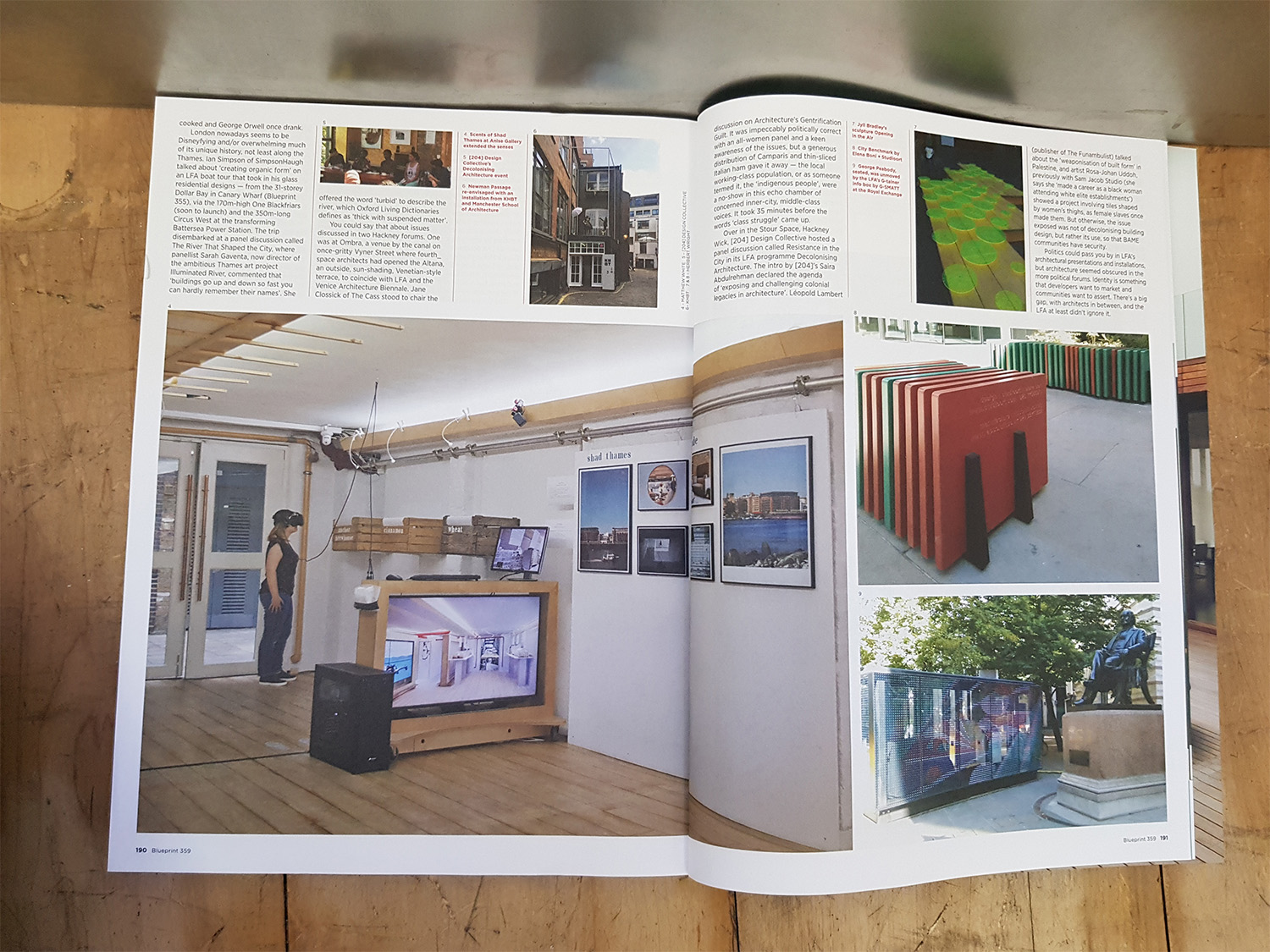 LFA Exhibition featured in Blueprint - Anise Gallery | Anise