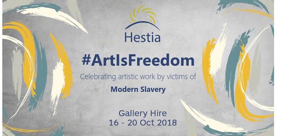 Hestia Gallery hire