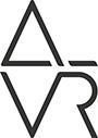 A VR Logo Grey V Small