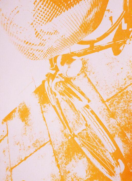 Gurley - Old Dutch. Orange.