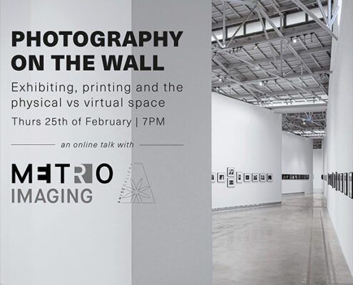 Photography On The Wall